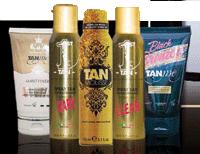 спрей, мусс, крем First Tan